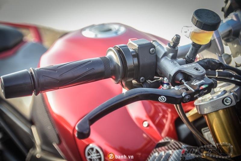 Hang hiem Yamaha FZ1 Fazer trong ban do sieu khung cua Sonny - 7