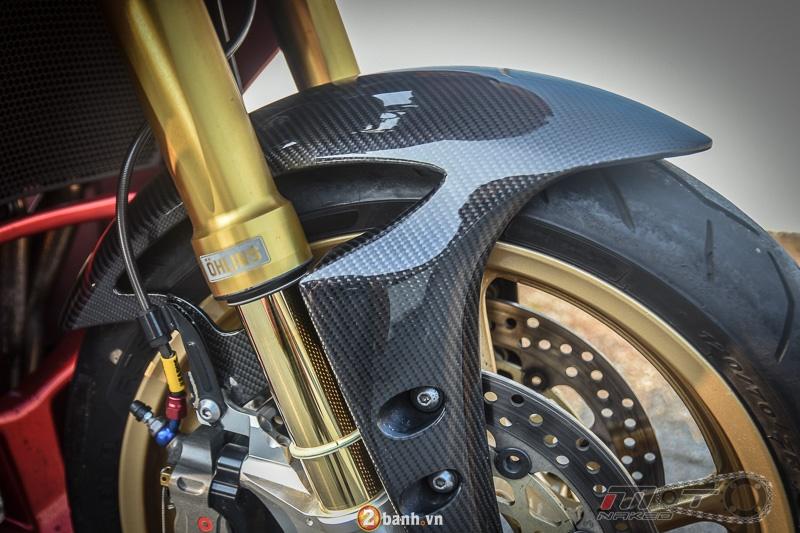 Hang hiem Yamaha FZ1 Fazer trong ban do sieu khung cua Sonny - 13