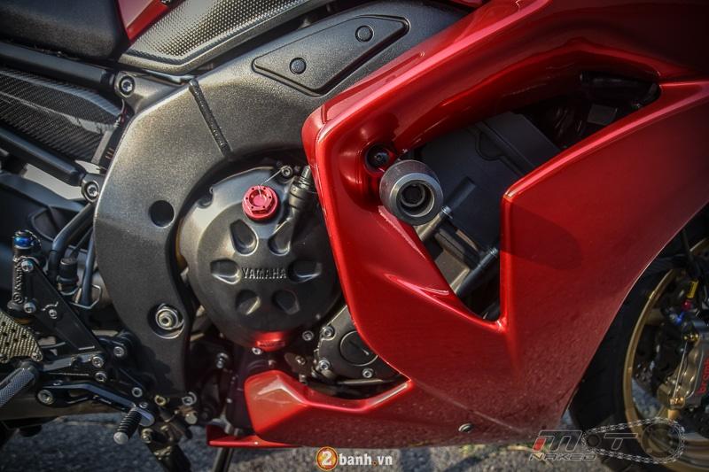 Hang hiem Yamaha FZ1 Fazer trong ban do sieu khung cua Sonny - 18