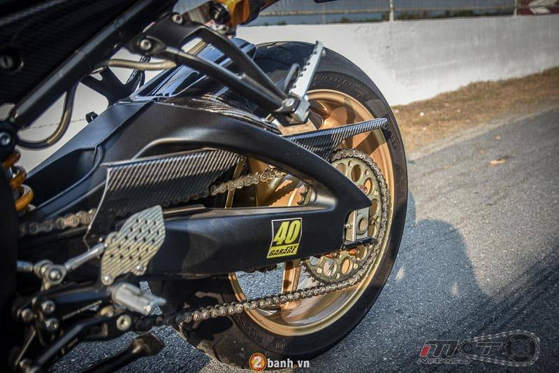 Hang hiem Yamaha FZ1 Fazer trong ban do sieu khung cua Sonny - 24