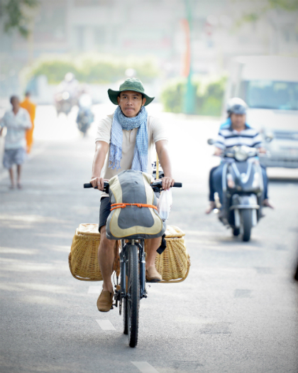 Hanh trinh dap xe qua 5 nuoc voi dich den la An Do cua chang trai Viet - 2