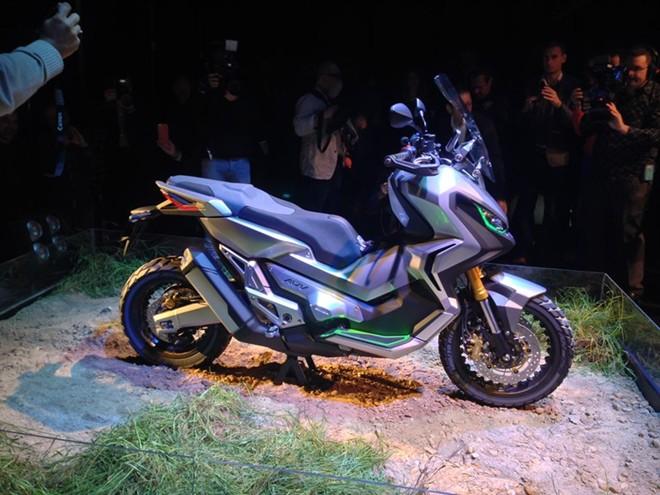 Honda City Adventure Concept Xe tay ga da dia hinh - 2