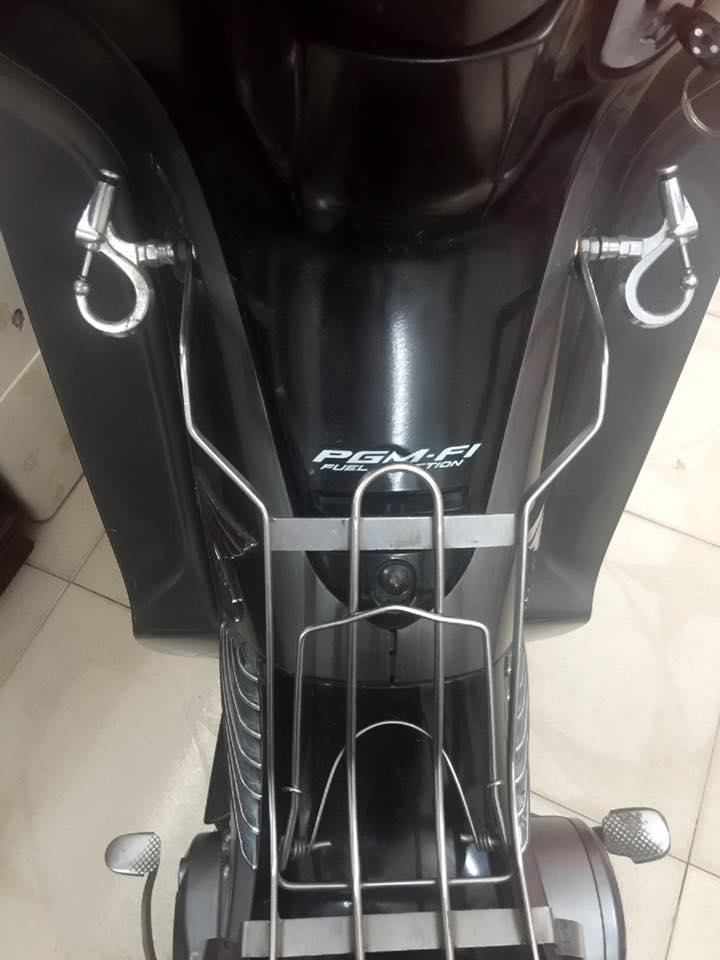 Honda Future Neo 125fi banh mam chinh chu - 6