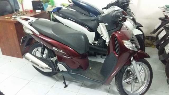 Honda Shi 150cc do do doi 2007 bstp - 3