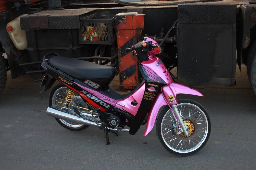 HonDa Vs Yamaha Phien ban hong - 2