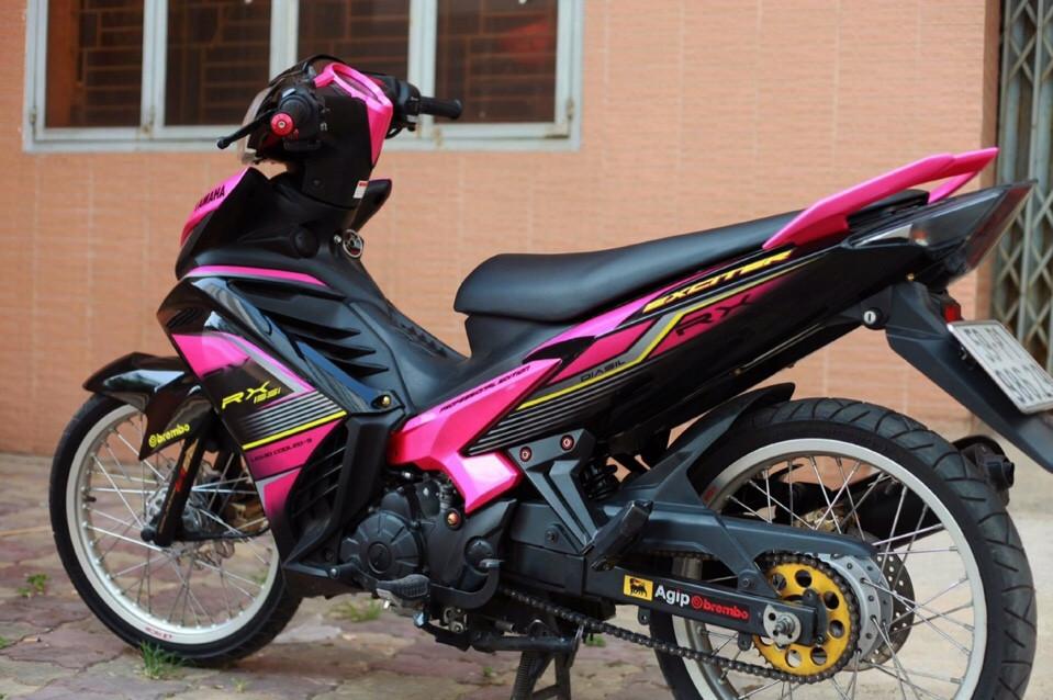 HonDa Vs Yamaha Phien ban hong - 5