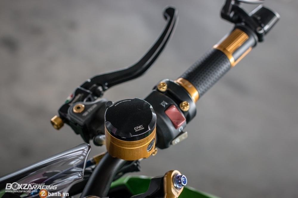 Kawasaki Z1000 2015 tuyet dep voi ban do dinh nhat hien nay - 6