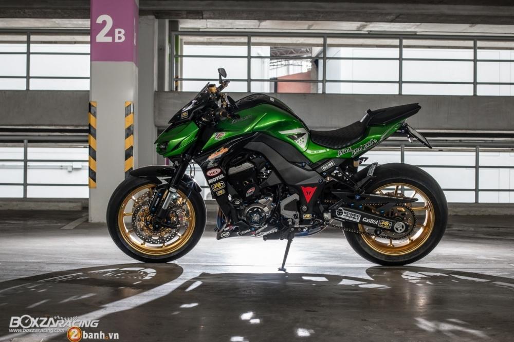 Kawasaki Z1000 2015 tuyet dep voi ban do dinh nhat hien nay - 26