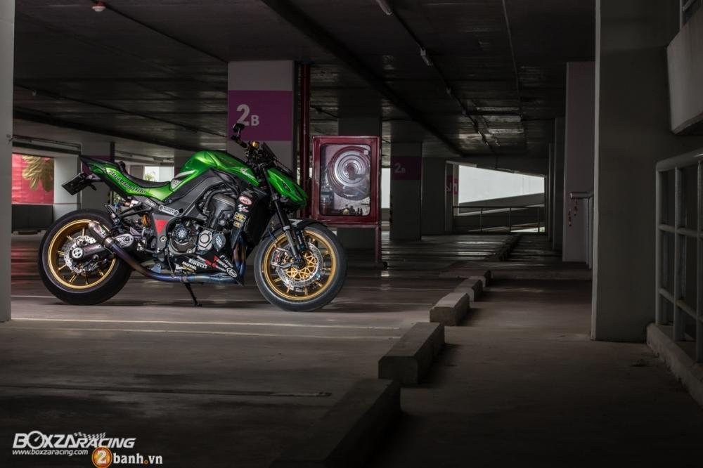 Kawasaki Z1000 2015 tuyet dep voi ban do dinh nhat hien nay - 30