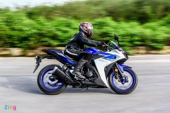 Loi chang 3 cua Yamaha R3 khong an huong toi Viet Nam