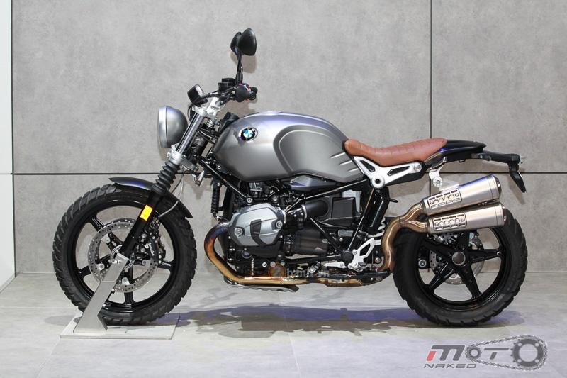 R Nine T Scrambler con at chu bai cua BMW tai trien lam Bangkok Motor Show 2016 - 4