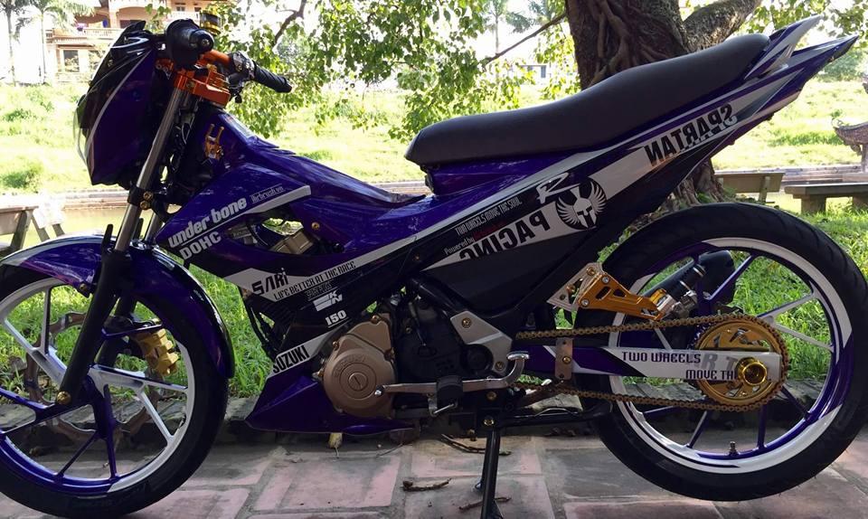 Raider do kieng phien ban tim thuy chung cua biker ha thanh - 2