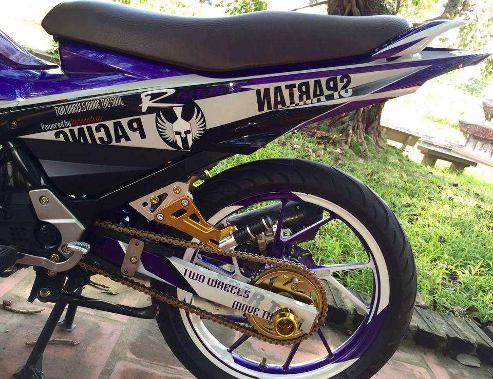 Raider do kieng phien ban tim thuy chung cua biker ha thanh - 4