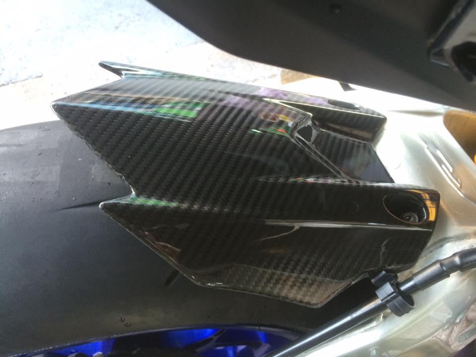 Showroom Motor Ken Can ban R1M xe san xuat 500 chiec tren toan the gioi - 8