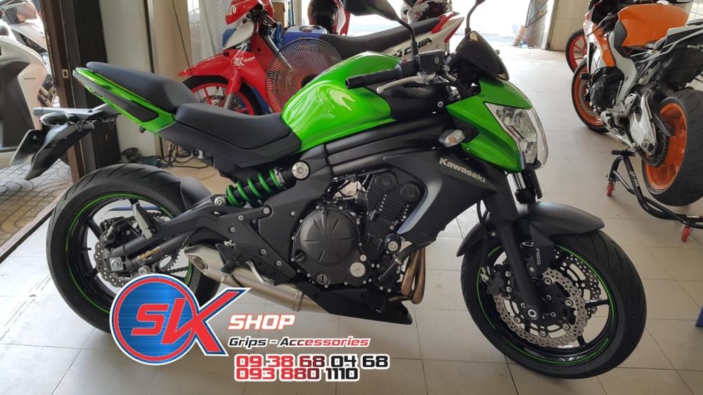 Sk Shop Chuyen Chong Do Rizoma Pkl Cho Z300z1000 Ymh R1r6 Fz1fz8 Cb1000 Cbr1000rr Bn302 Bj600 - 17