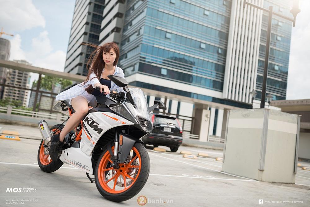 Them 1 chan dai phong cach Street Life do dang cung RC390 - 2