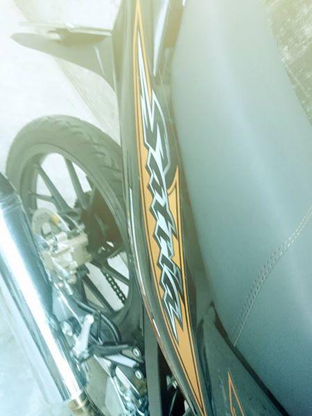 Up Suzuki Satria F150 tu con Raider cui bap - 2