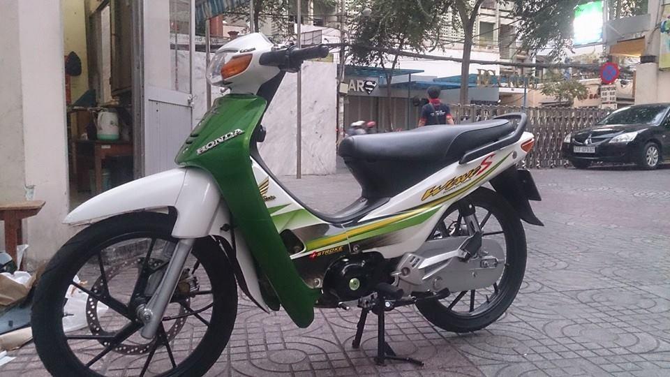 wave ZX don phong cach 110don kieng 3 lan nhung up 2 lan dau tien - 4
