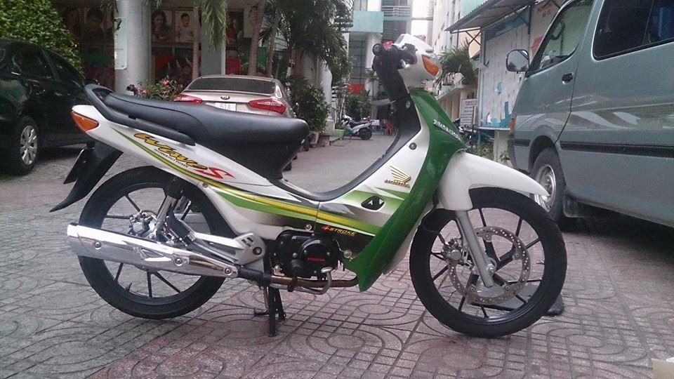 wave ZX don phong cach 110don kieng 3 lan nhung up 2 lan dau tien - 2
