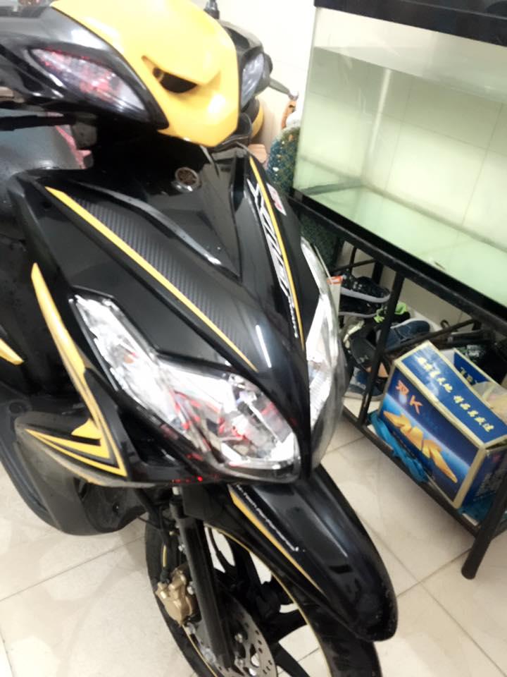 Yamaha luvias 125fi vang den chinh chu 2k15 - 5