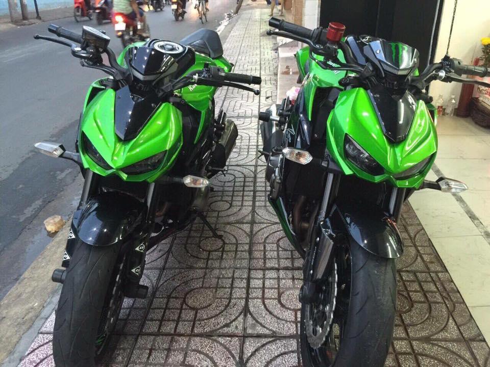 2 z1000 2015 ABS mau xanh chau auHQCNxe odo 2686 va 2868 KMchinh chugia cuc tot - 5