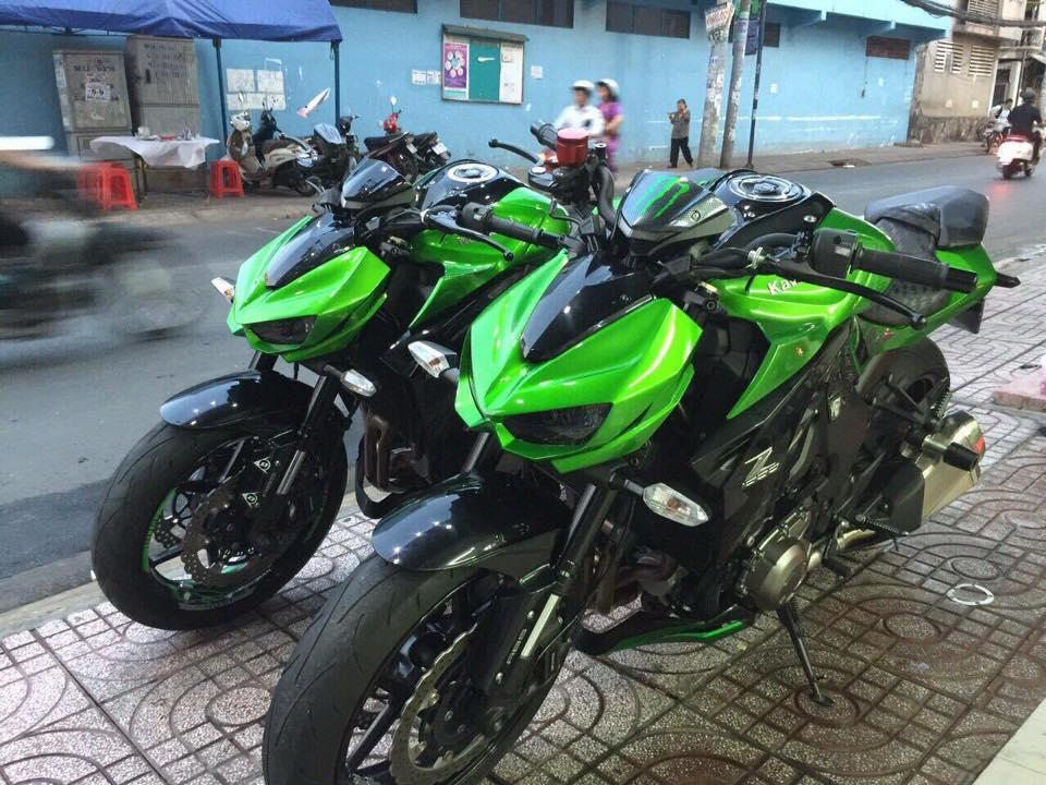 2 z1000 2015 ABS mau xanh chau auHQCNxe odo 2686 va 2868 KMchinh chugia cuc tot - 6