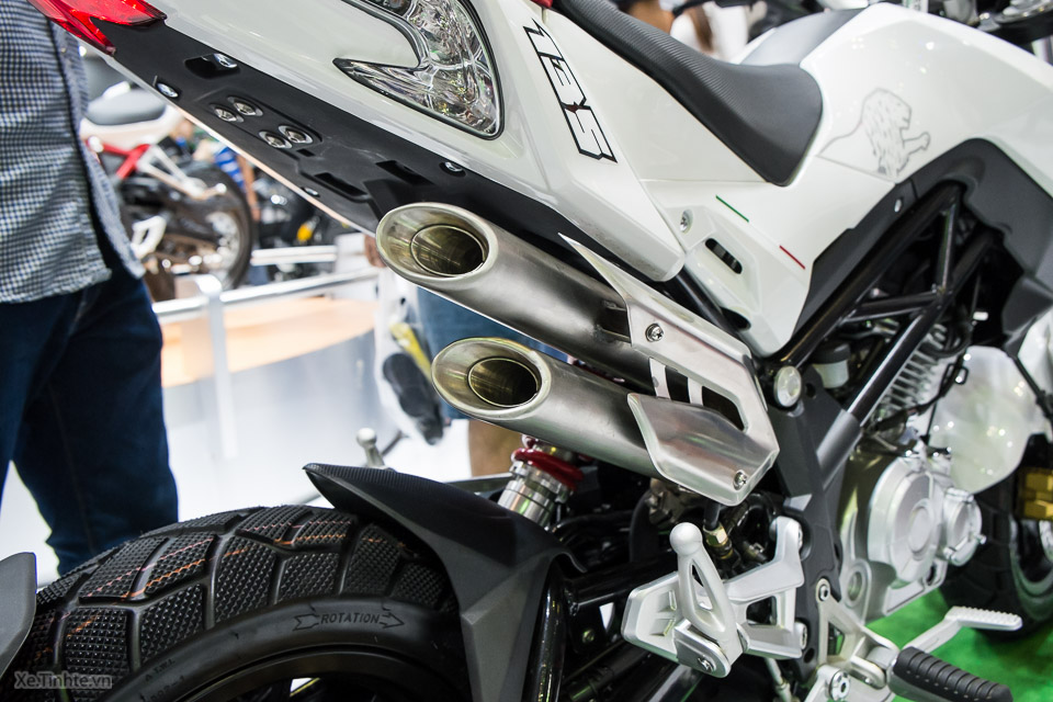 Can canh Benelli TNT Naked T135 vua duoc ra mat - 4