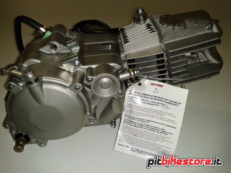 Can canh bo may Daytona Anima 190cc cho Wave Dream - 3