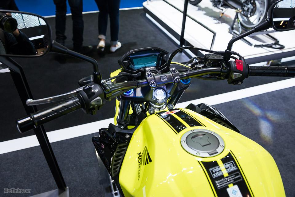 Can canh Honda CB500F 2016 gia 133 trieu dong tai Bangkok Motor Show - 8