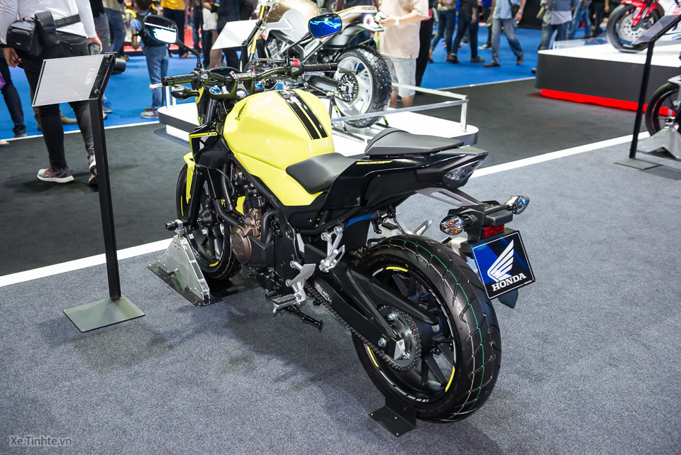 Can canh Honda CB500F 2016 gia 133 trieu dong tai Bangkok Motor Show - 15