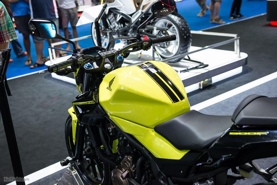 Can canh Honda CB500F 2016 gia 133 trieu dong tai Bangkok Motor Show - 21