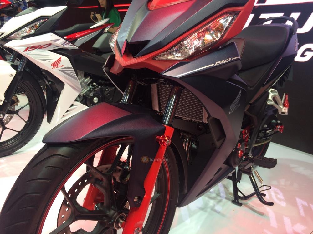 Can canh Honda Winner 150 phien ban do Custom - 4