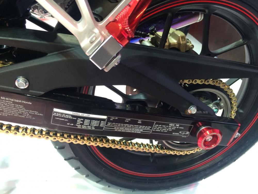 Can canh Honda Winner 150 phien ban do Custom - 6