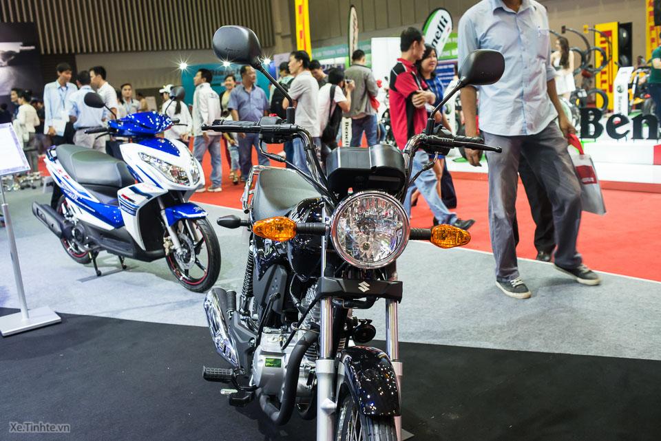 Can canh Suzuki GD110 Mau xe con tay danh cho nhung nguoi thich do - 4