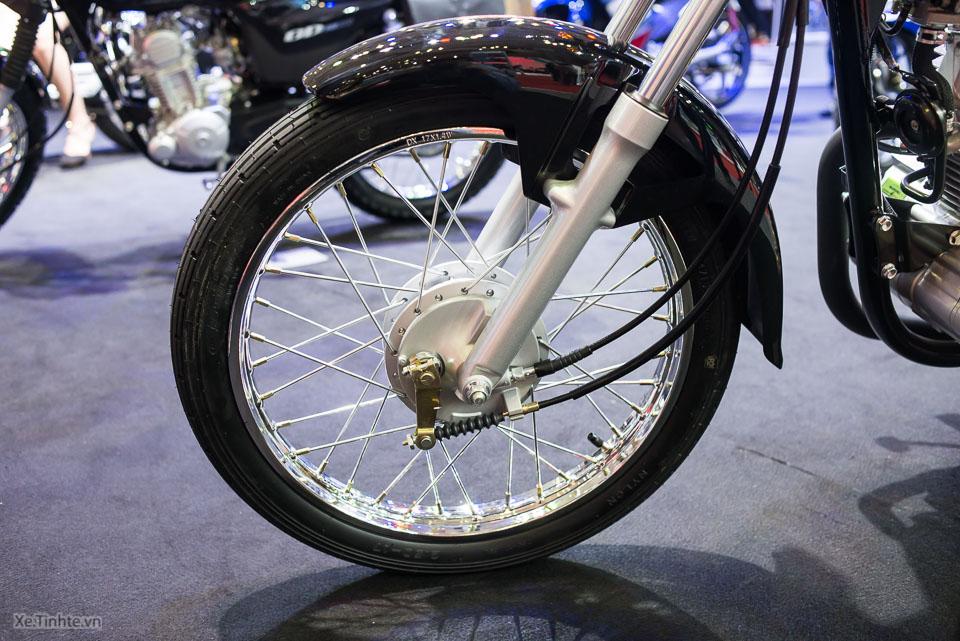 Can canh Suzuki GD110 Mau xe con tay danh cho nhung nguoi thich do - 12
