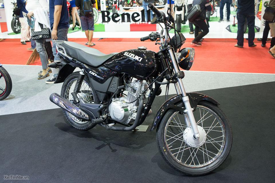 Can canh Suzuki GD110 Mau xe con tay danh cho nhung nguoi thich do - 14