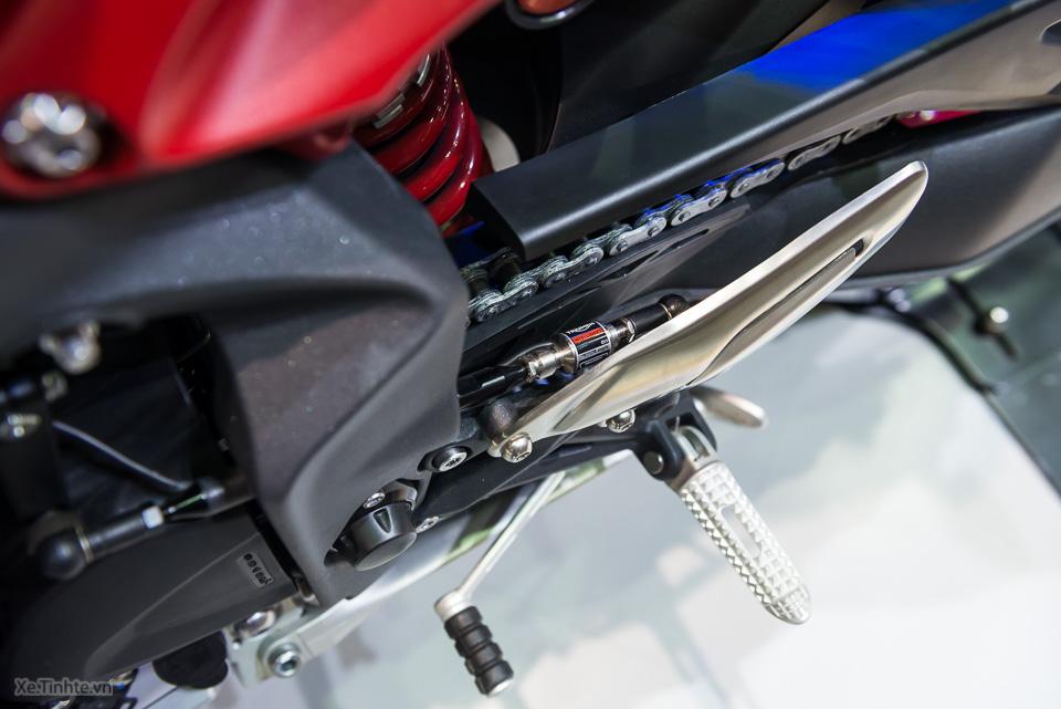 Can canh Triumph Street Triple RX phien ban dac biet tai Thai - 13