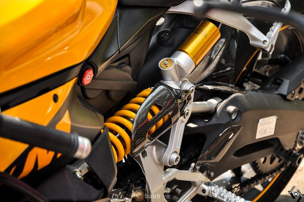 Cap doi Ducati 899 Panigale do an tuong cua DOC tai Viet Nam Motorcycle Show 2016 - 8