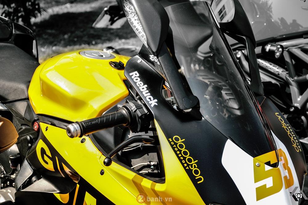 Cap doi Ducati 899 Panigale do an tuong cua DOC tai Viet Nam Motorcycle Show 2016 - 10