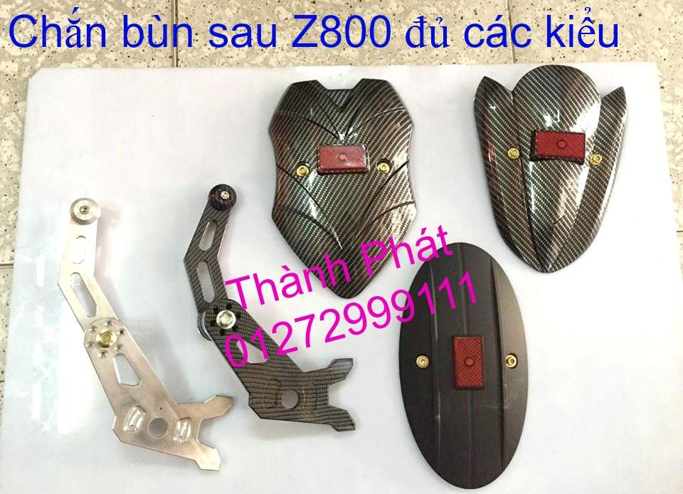 Chan bun sau che cho Z1000 2014 2012 Z800 CB1000 Hyperstrada motard M795 KTM Duke 125 200 B - 12