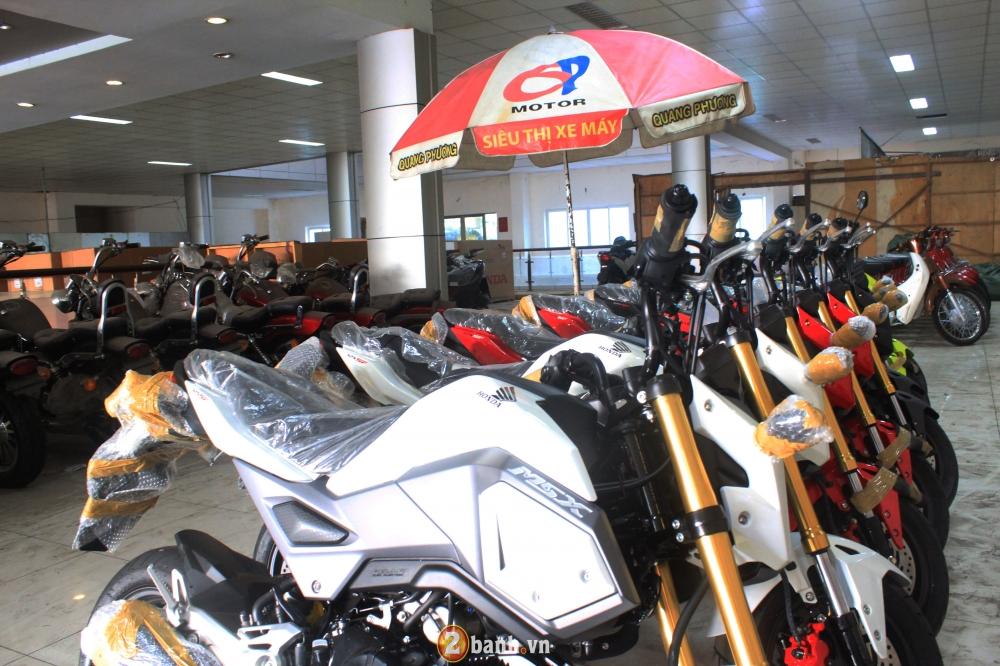 Chi tiet Honda MSX 125 2016 dau tien tai Viet Nam voi gia hon 80 trieu Dong - 31