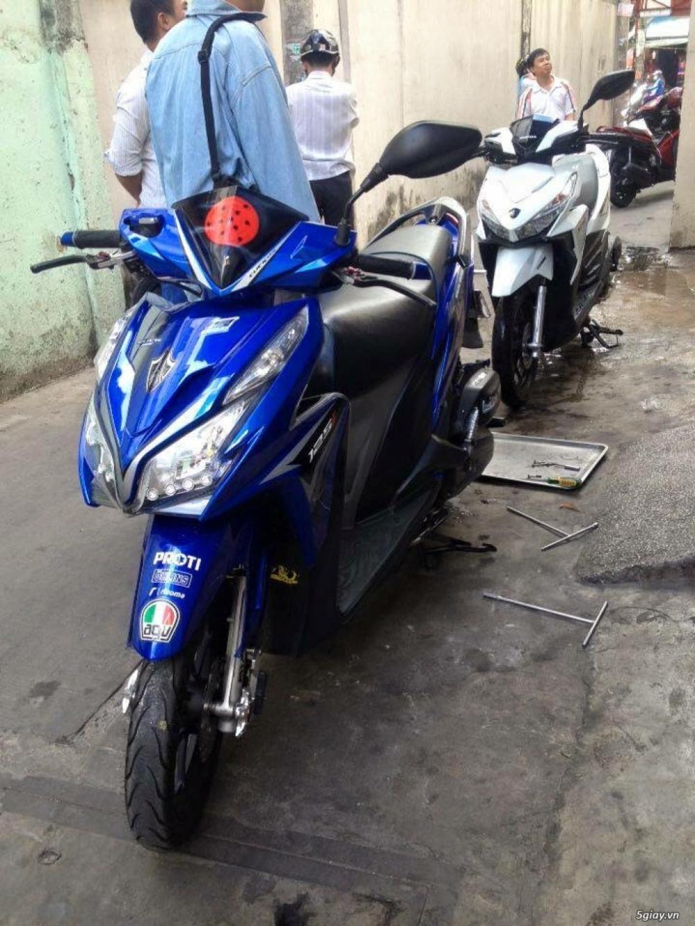Chuyen Do Noi Xe Tay Ga Full Noi Noi Zin Bao Duong Ve Sinh Noi Cho Yamaha Honda Piago - 10