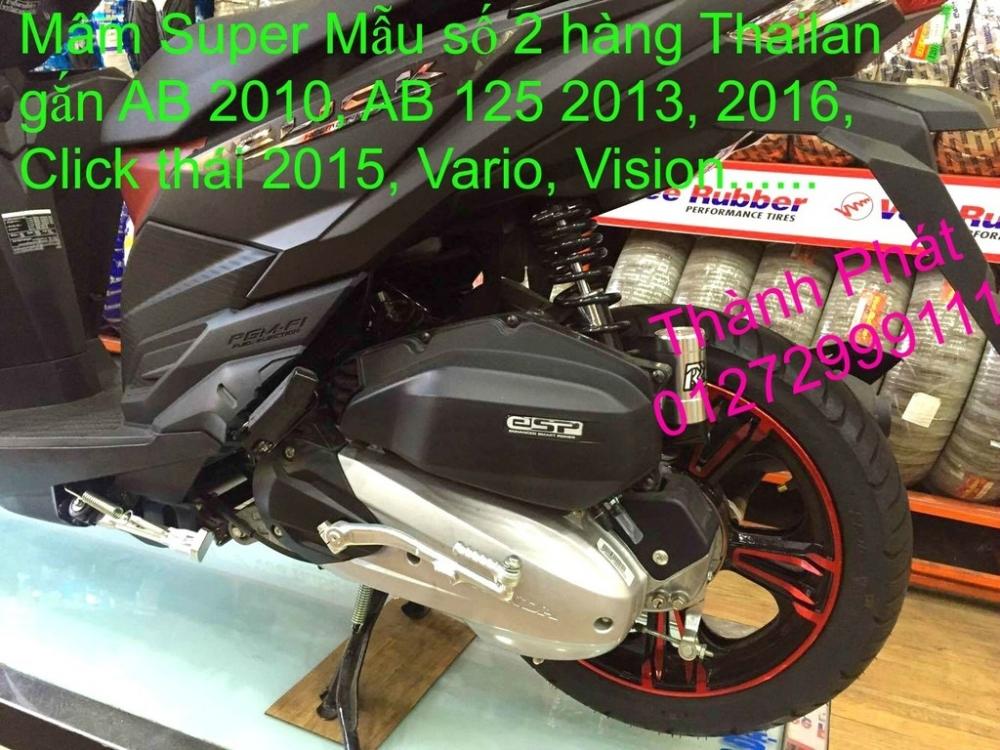 Phu tung Honda Click i 125 doi 2015 thailan Va Vario150 Gia tot - 34