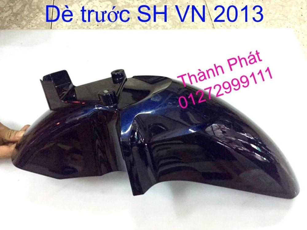 Chuyen Phu tung va do choi SH VN 2013 Gia tot Up 12 7 2015 - 13