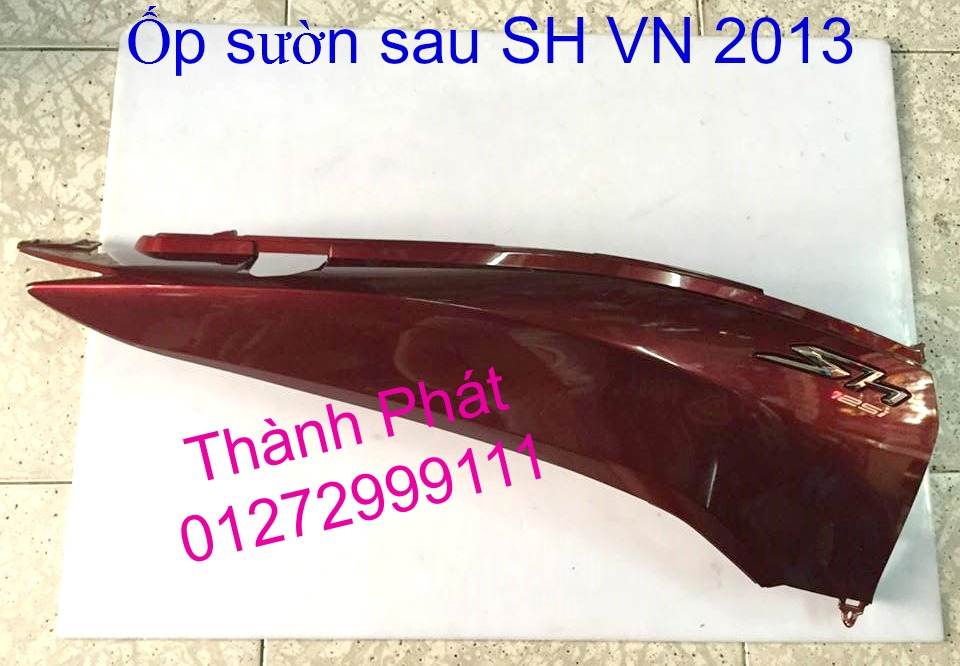 Chuyen Phu tung va do choi SH VN 2013 Gia tot Up 12 7 2015 - 14