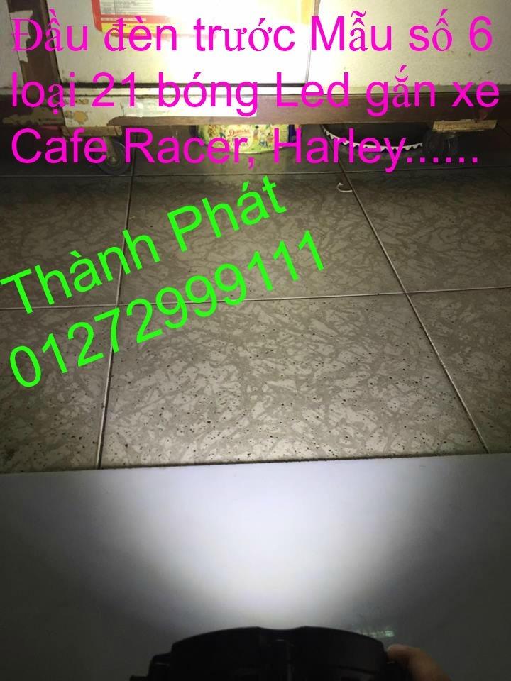 Chuyen phu tung zin va Sen Nhong Dia Honda CB250 CB125 RebeL LA 250 CD125 Yamaha Virago - 22