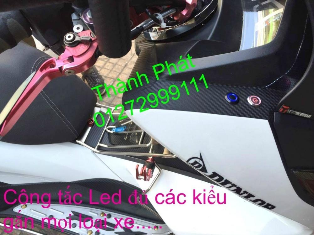 Chuyen Phu tung Zin Honda PCX Thailan va VN doi 2011 doi 2014 day du het do mu va do may Gia tot u - 40