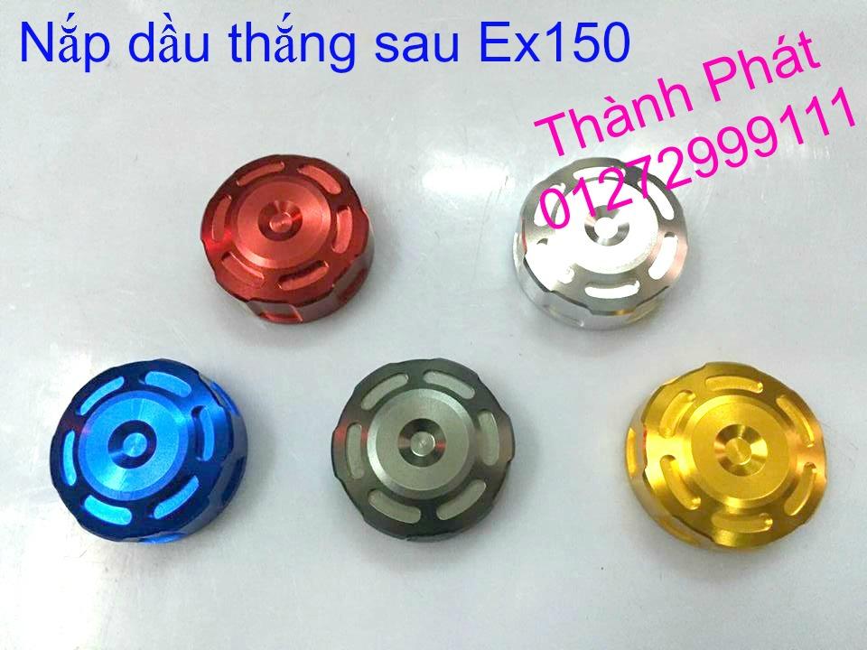 Do choi Exciter 150 tu A Z Po do Chan bun sau kieng kieu Bao tay Tay thang Xinhan kieu S - 33