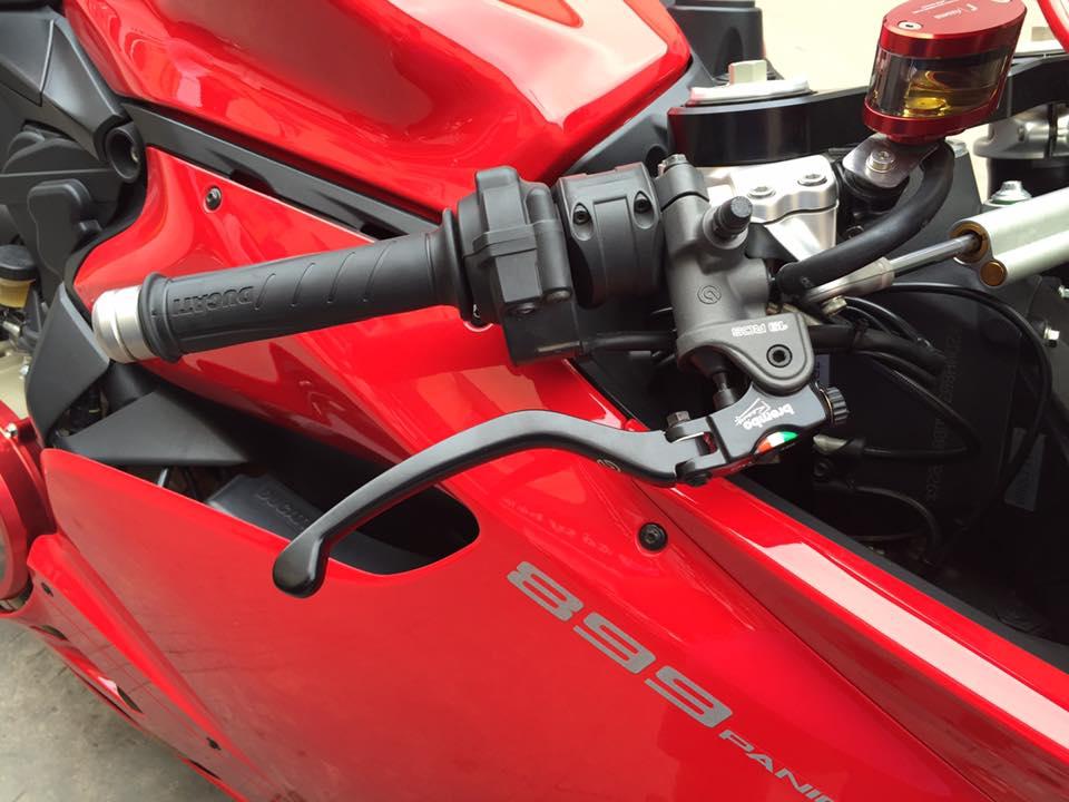 Ducati 899 menh danh doc hai nhat vinh Bac Bo - 6