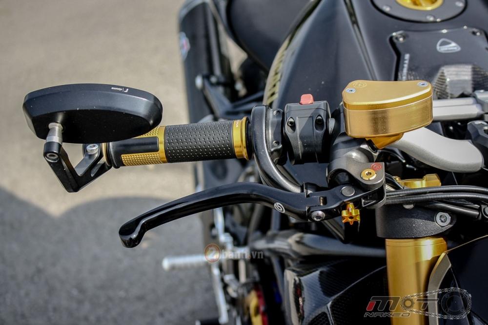 Ducati Streetfighter trong ban do sieu khung den tu Thai - 5